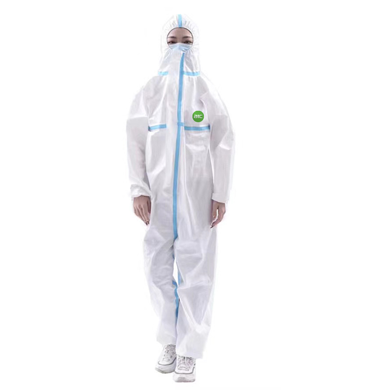 Medical disposable protective clothing (non-sterile)