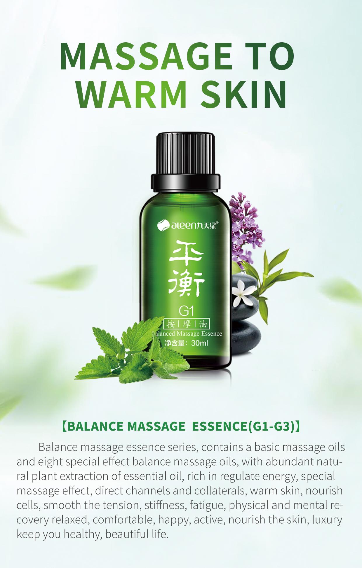 Balance Massage Essence