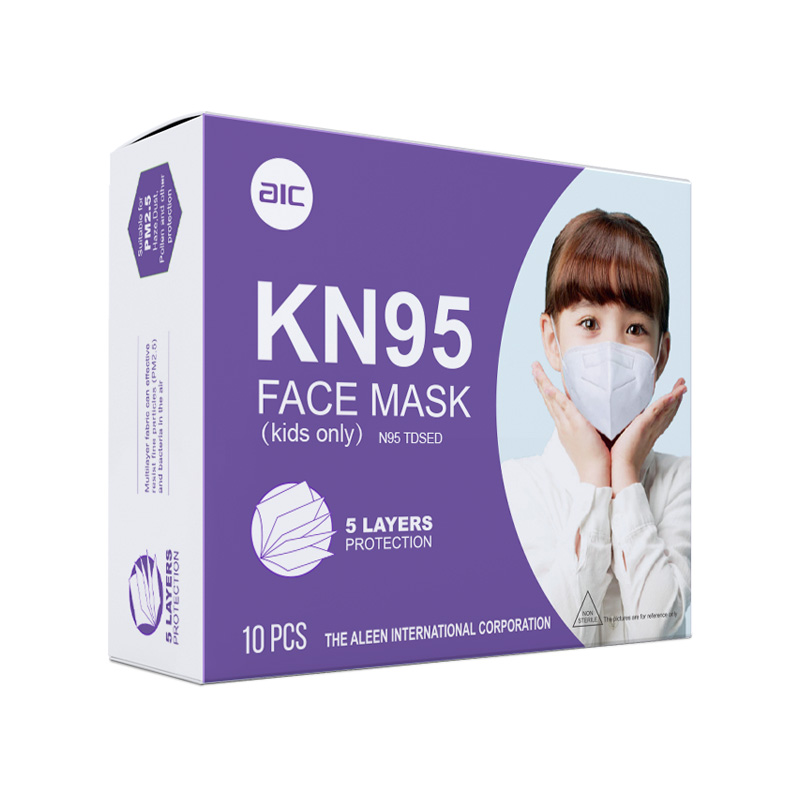 KN95 Face Mask (Kids Only)