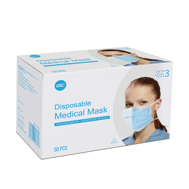 Disposable Medical Mask ( Tie-on )
